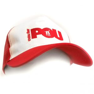 GORRA Red/White