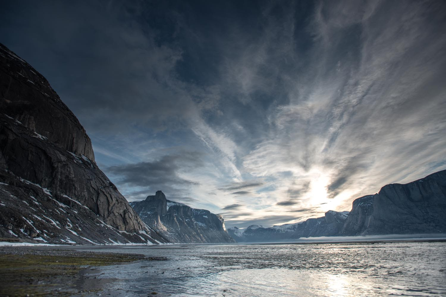 ISLA DE BAFFIN: PERFECTION VALLEY