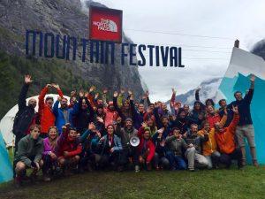 TNF MOUNTAIN FESTIVAL EN SUIZA
